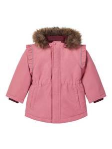 Bilde av Name it, Nmfsnow03 rosa vinterjakke